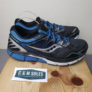Saucony ISO-Fit Redeemer Blue Running